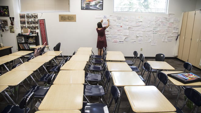 The Senate Education Committee unanimously approved legislation Thursday morning that would extend for 20 years the education sales tax that brings in about $667 million a year to Arizona schools.