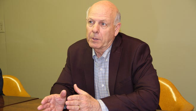 U.S. Rep. Steve Pearce is running for governor in the New Mexico June 2018 primary and will not run for reelection for the 2nd Congressional District.