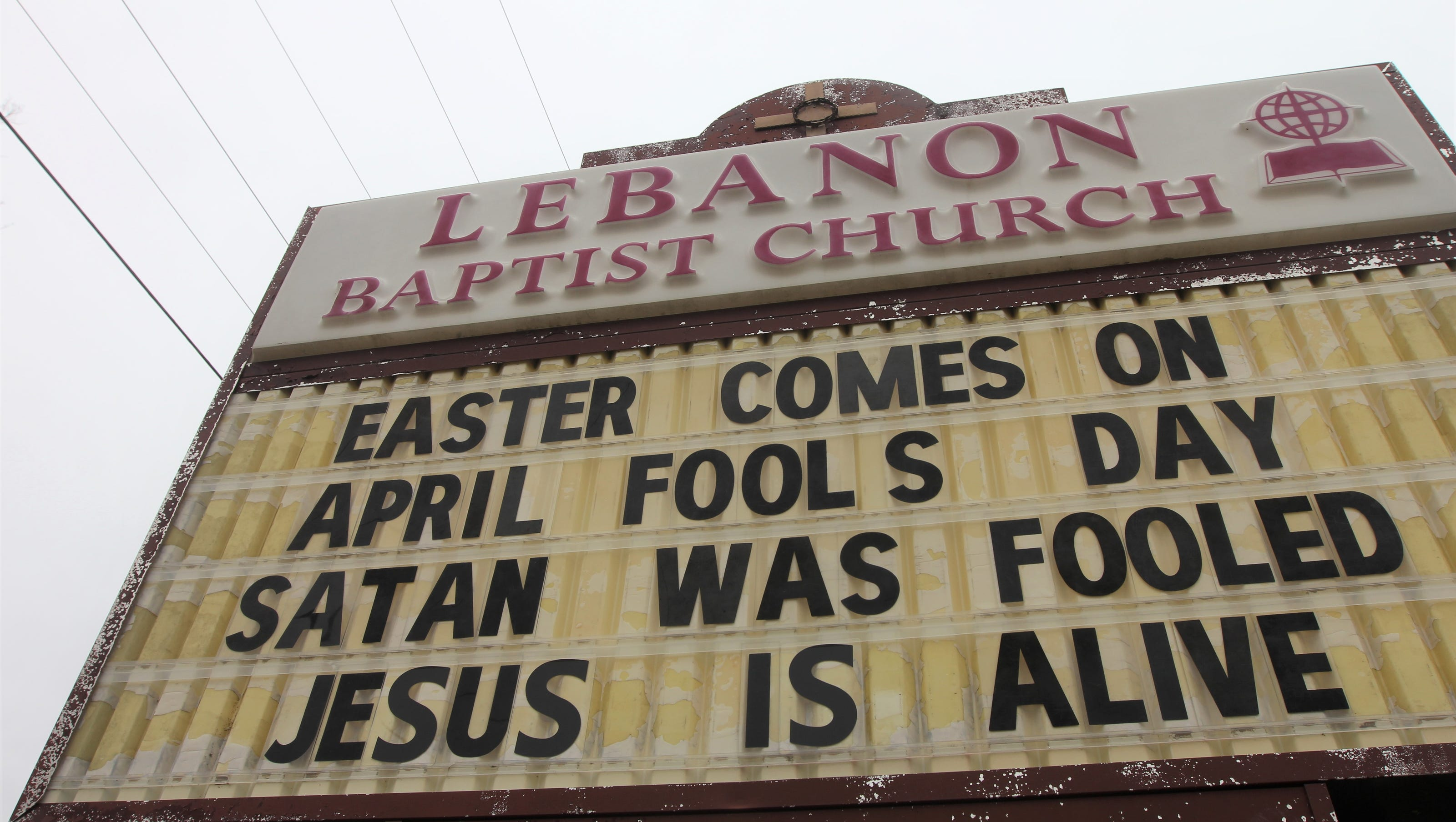 Wisconsin April Fools Day Prank >> Easter, April Fools' Day, and the 'greatest prank in history'