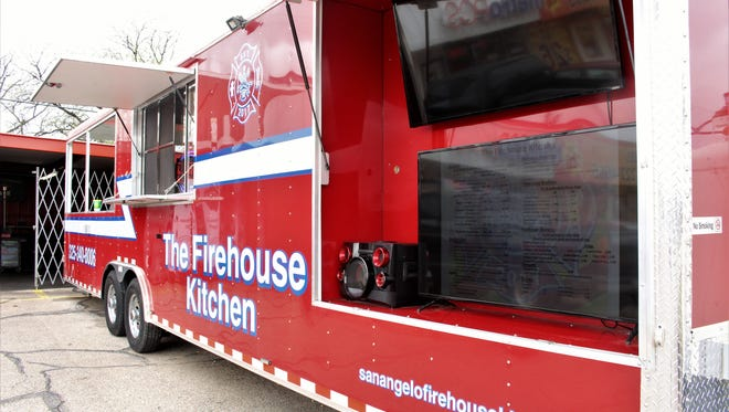 The Firehouse Kitchen food truck can be found at 2013 S. Bryant Blvd.