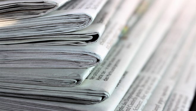 A court ruled that a free upstate newspaper delivered to residents is not littering.