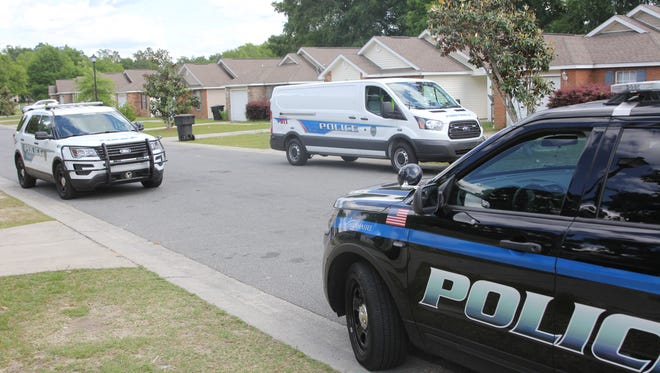 Tallahassee Police are investigating a shooting in the Wilson Green neighborhood off Crawfordville Highway.