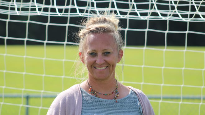 Misty Aird, women's soccer coach at Bethel