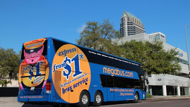 Megabus announced it will begin service from Phoenix and Glendale to Las Vegas.
