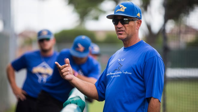 Texas A&M-Kingsville announced this weekend's Lone Star Conference baseball series has been postponed due to COVID-19 protocol.