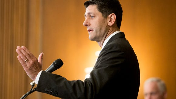 Speaker of the House Republican Paul Ryan