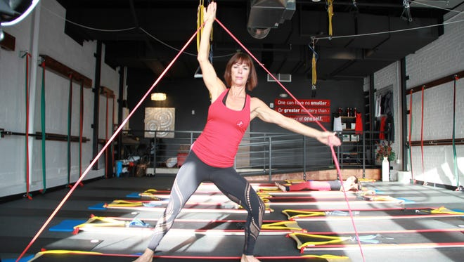 FoCo Da Vinco Body Studio combines several different forms of exercise into one at its new studio at The Exchange in Old Town Fort Collins.
