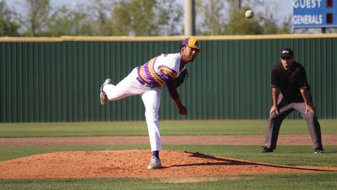 LSUA and former Natchitoches Central pitcher Brian Metoyer was drafted by the New York Mets in the 40th round of the 2018 MLB Draft.