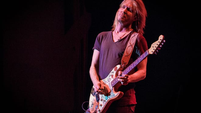Kenny Wayne Shepherd performs Aug. 12, 2018, at the Southwest Florida Event Center in Bonita Springs.