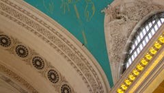 Secrets of Grand Central Terminal: missing decorations, hidden staircases and a tiny acorn