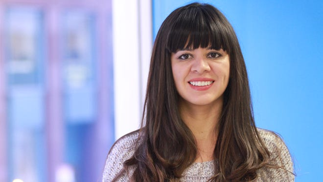 Laura Gomez, a tech entrepreneur who didn't learn English until she was 10, has some ideas about how Silicon Valley can diversify its workforce.