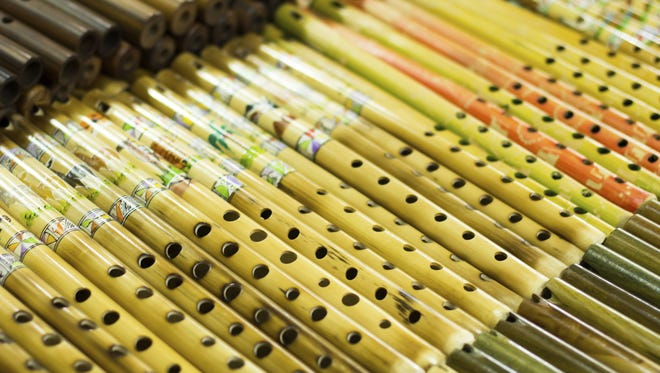 A Community Flute Circle, or Flute Loops, which is a Native American style flute, is planned for 5:30 p.m. Dec. 16 at the Howe Resource Center, 526 S. Monroe.
