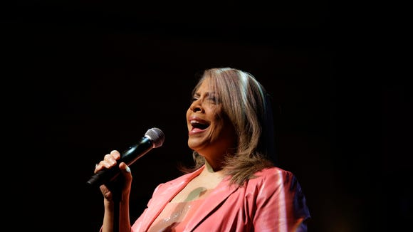 Patti Austin performs during an event to honor singer-songwriter Carole King with the Gershwin Prize for Popular Song, at the Library of Congress in 2013 in Washington, D.C.
