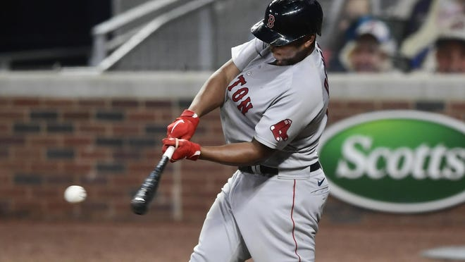 The bat is rarely the question when it comes to Rafael Devers.