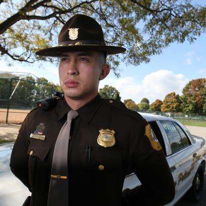 New Castle County police officer Grigori Lopez-Garcia