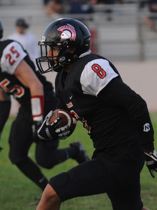 Rio Mesa, Camarillo football 3