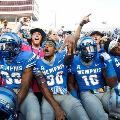 After Memphis handles Navy at the Liberty Bowl, another test awaits at Houston