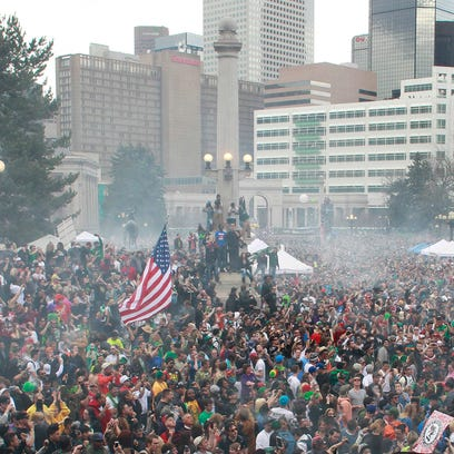 Marijuana's 4/20 holiday tied to rise in fatal car crashes