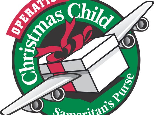 Operation Christmas Child is a program through Samaritan's Purse that fills shoe boxes for children across the globe with items such as toys and school supplies.