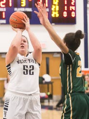 West York's Paige Weekly (52) will return to the Bulldogs