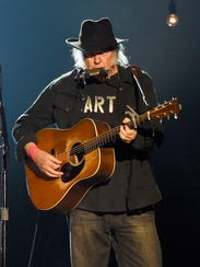 Neil Young headlines the final day of Summerfest on
