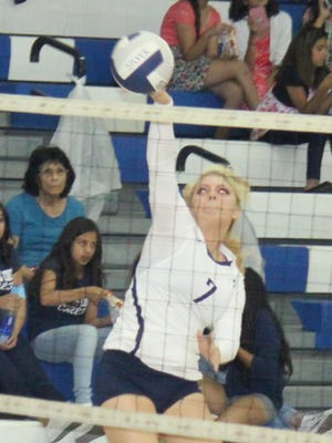 Silver High setter Asia Morales is battling a form of thyroid cancer.
