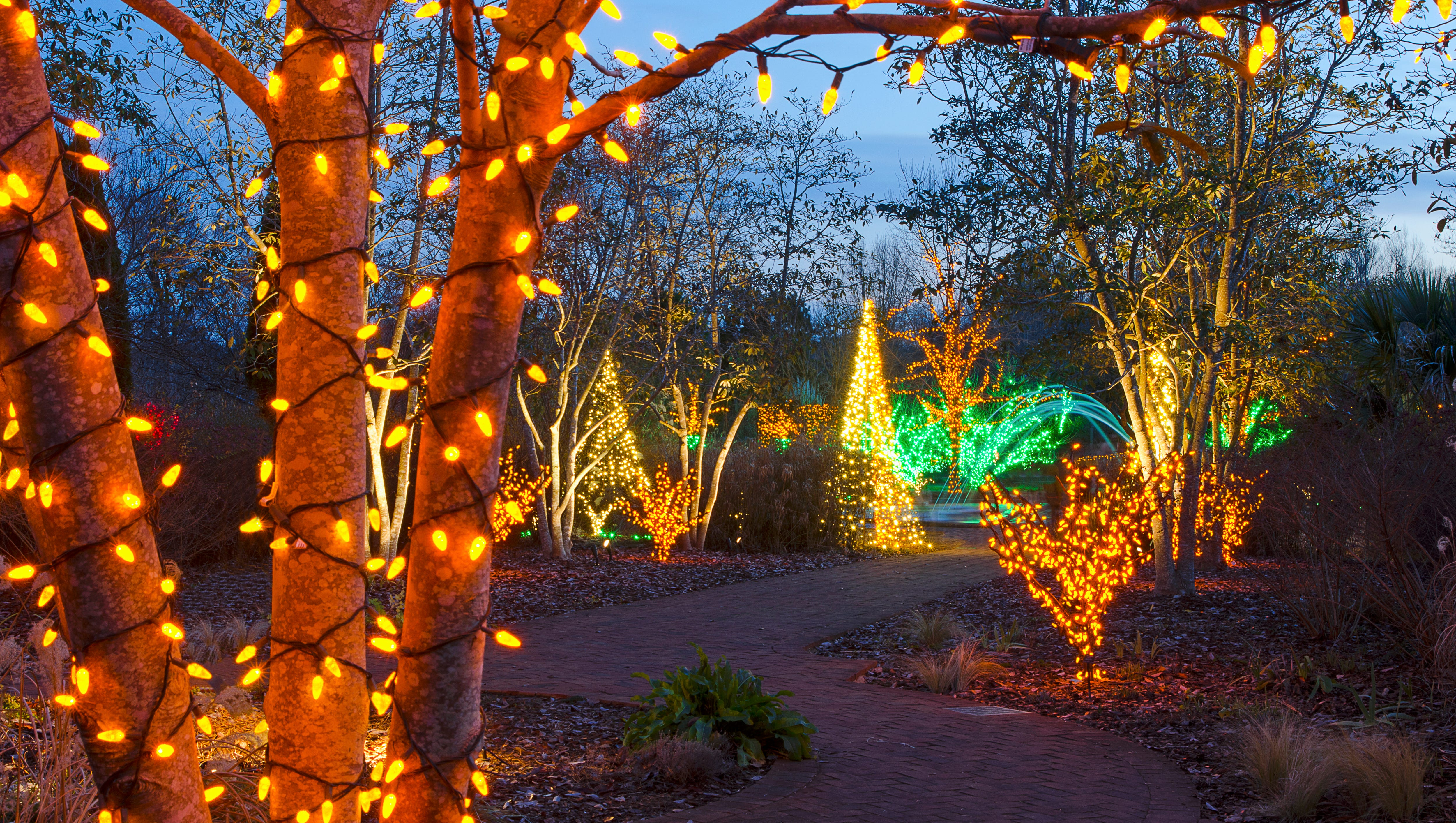 DAY 3: Win tickets to Garden of Lights