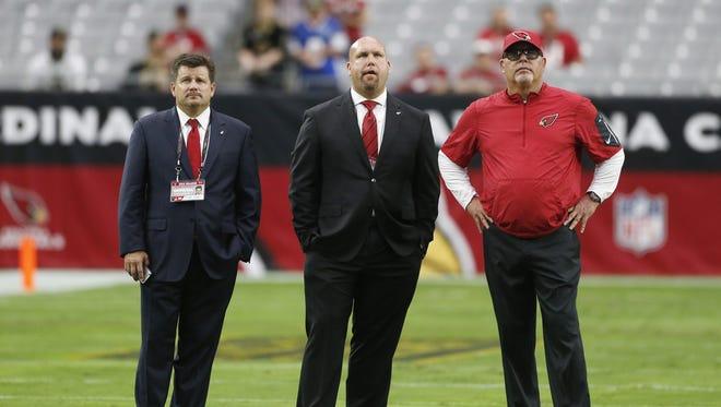 The triumvirate of Michael Bidwill, Steve Keim and Bruce Arians has guided the Cardinals through their most successful four-year period since at least the mid-1970s, and possibly in the franchise's history.