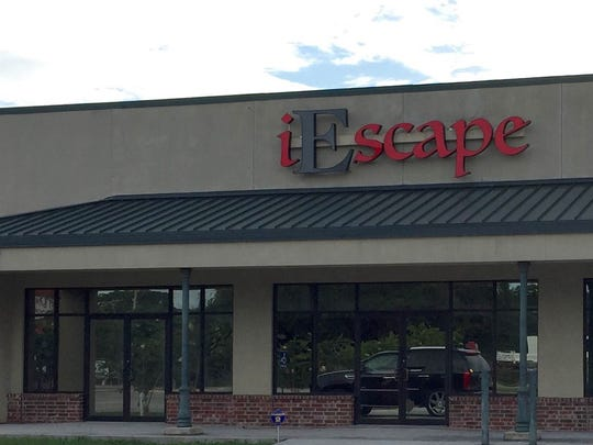 iEscape, a new escape room business, opened July 15
