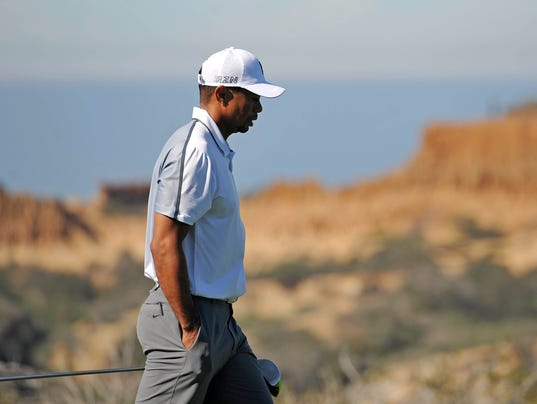 USP PGA: FARMERS INSURANCE OPEN-FIRST ROUND S GLF USA CA