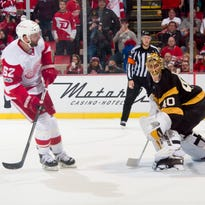 Red Wings can't be beat in shootouts this season