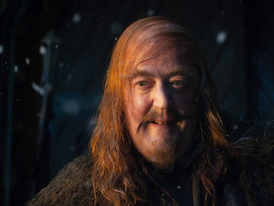 """Stephen Fry in """"The Hobbit"""""""