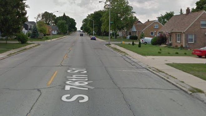 Distraught about losing his cat, a 55-year-old Milwaukee man tried to get passing cars hit him in the 2300 block of 76th Street in West Allis.