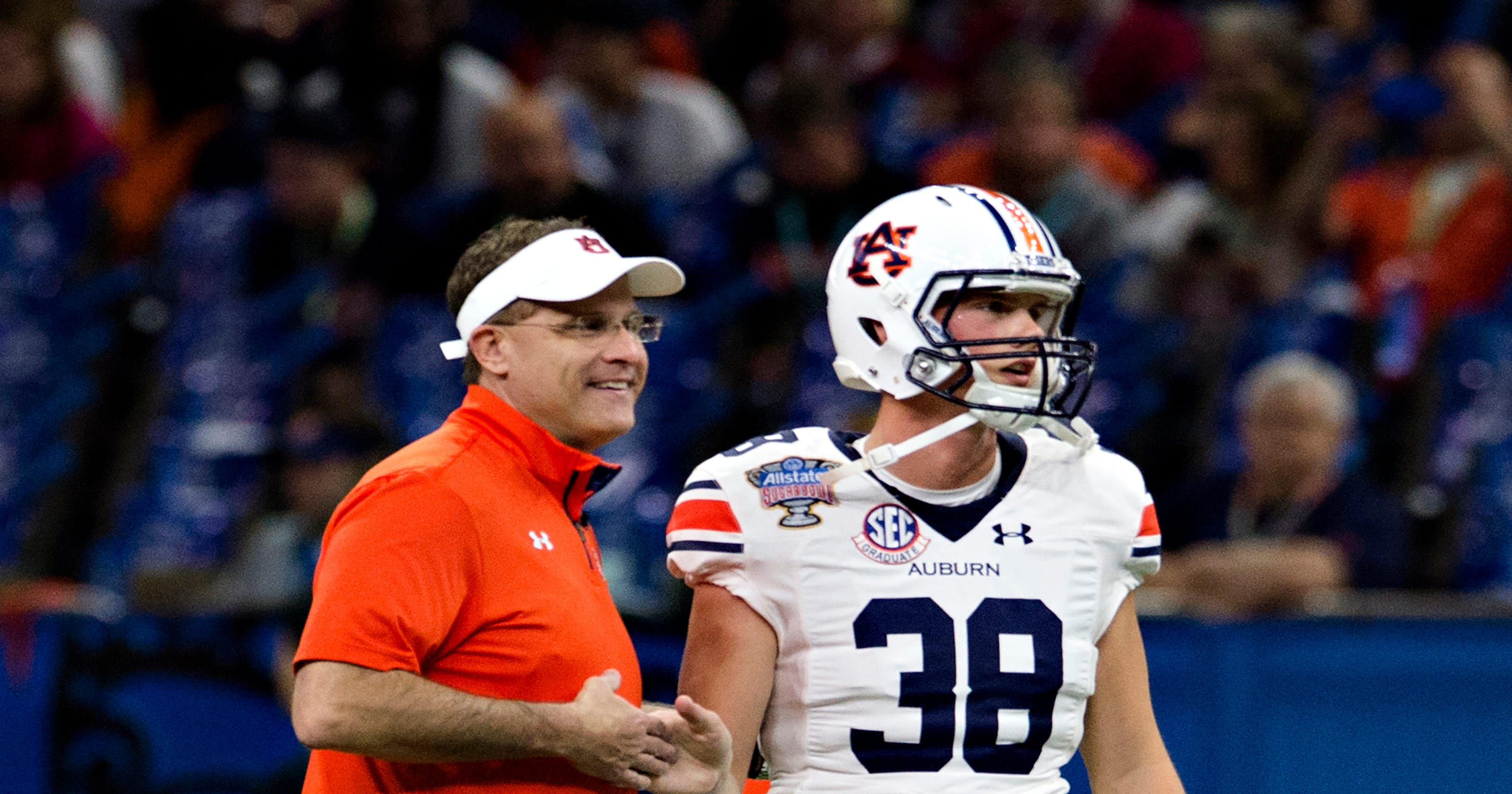 Carlson only Auburn player selected on final day of NFL draft fa91c2704