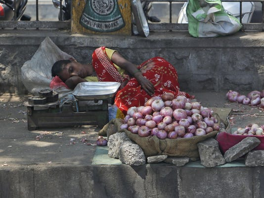 India Deadly Heat Wave