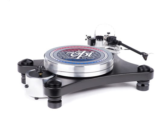 Prime turntable by VPI Industries.