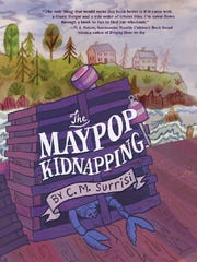"""The cover of """"The Maypop Kidnapping."""""""
