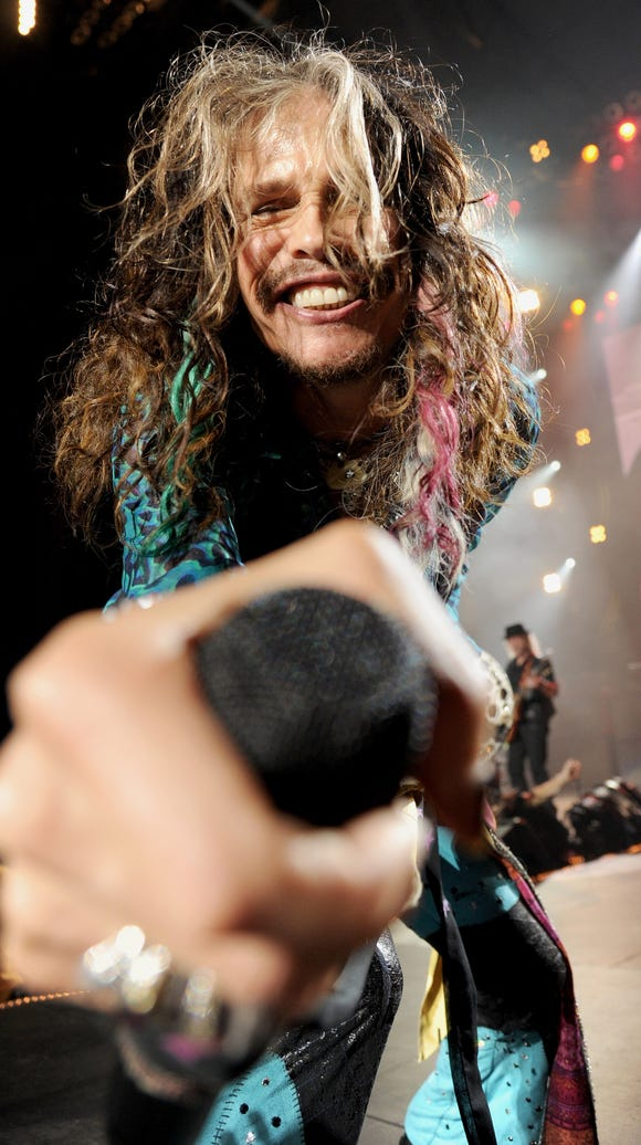 Steven Tyler shouldn't really ask Joe Perry his opinion