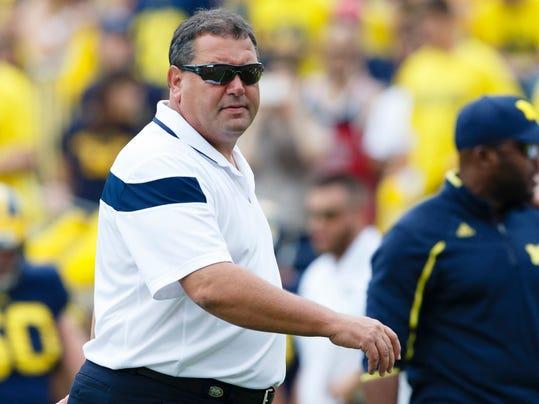 NCAA Football: Appalachian State at Michigan