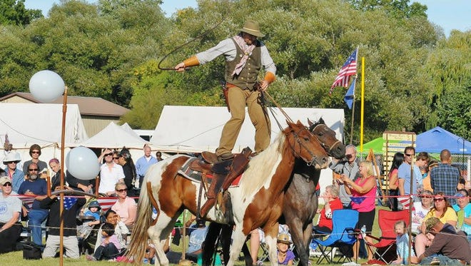 On Saturday and Sunday, June 24 & 25, from 10 a.m. to 5 p.m., visitors to the Wade House historic site in Greenbush will have the opportunity to spend the day amidst the legends of the Wild West.