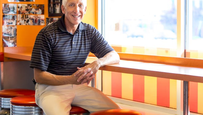 Mark Raphaelson has owned Johnnie's Dog House and Chicken Shack in Talleyville since 2008