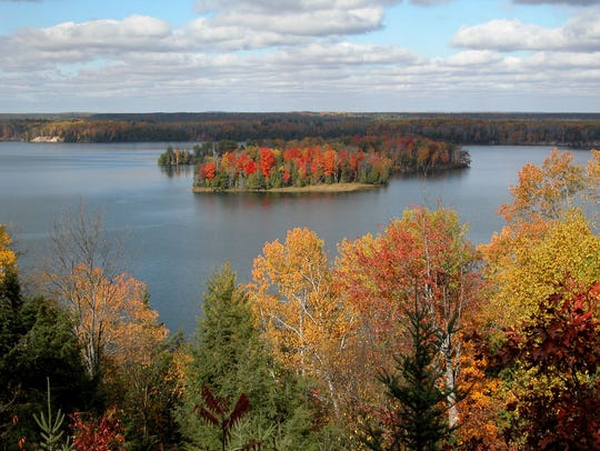 Highbanks Trail, Oscoda. 7-mile, one-way trail offering