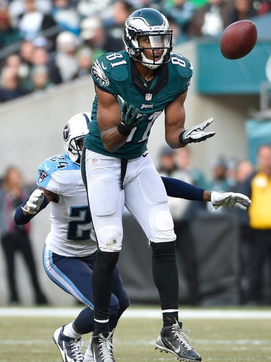NFL: Tennessee Titans at Philadelphia Eagles