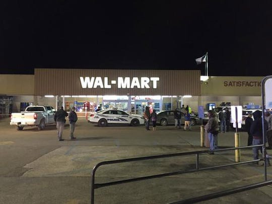 Shootout at Iuka, Miss. Wal-Mart