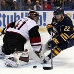 Coyotes come up short against Sabres in third straight loss