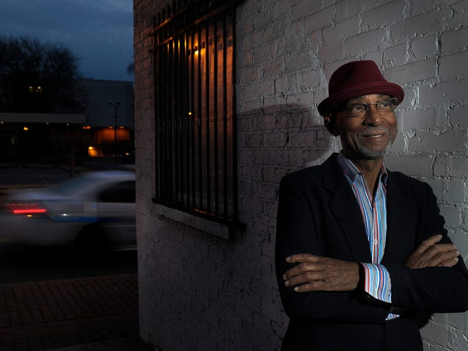 Lorenzo Washington  is the owner of Jefferson Street Music and is preserving much of the history of the old days.