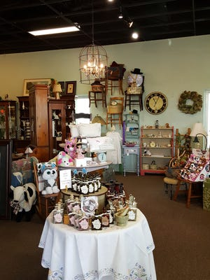 Formerly known as Teresa's Antiques, which opened years ago, reopened as Paisley Home in March in the Horizon Plaza in Fort Myers.