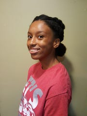 Ashanti Scott, a sophomore at Butler Traditional High