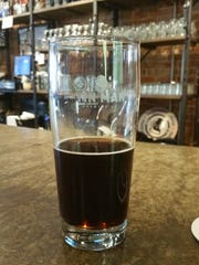 Tin Man's Cafe Leche is a coffee milk stout. This beer remains a top pick for fall and winter.