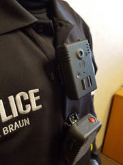 Officers in the Ankeny Police Department started wearing